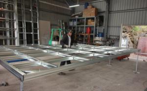 BMS : fabrication de structure métallique